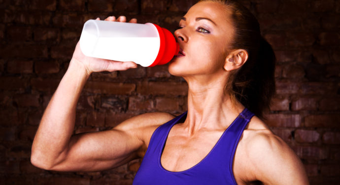 Как спортпит влияет на организм