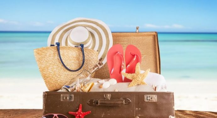 Ничего лишнего или как собрать чемодан на отпуск к морю