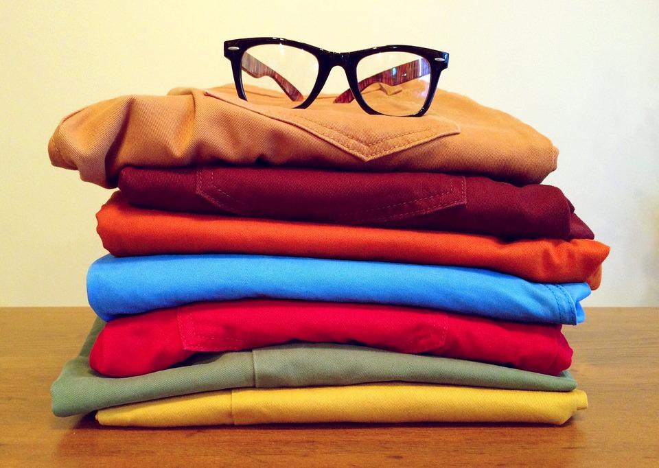 поменять стиль одежды